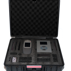 BT65 Talkbox  SM50 STIPA meter in transport case