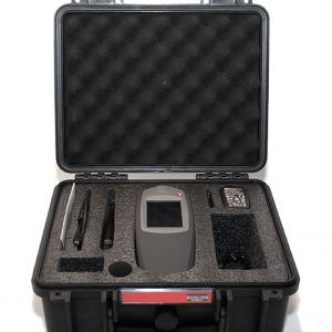 Bedrock-Audio SM-50 STIPA meter  in transport case inclusief training
